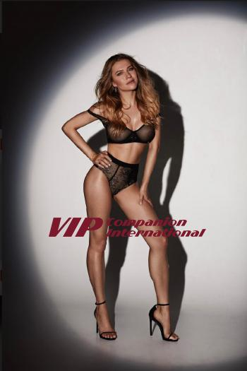 Bojena from VIP Companion International
