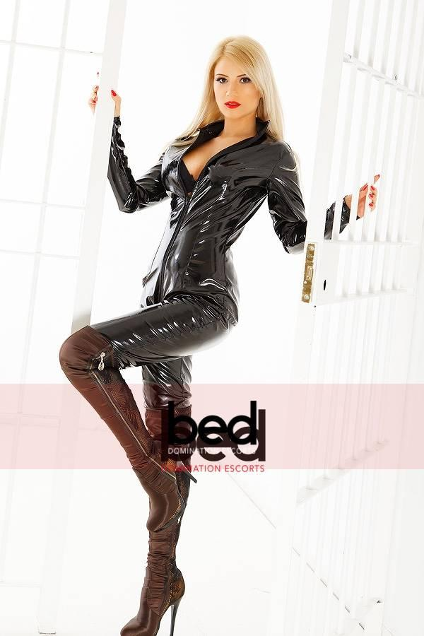 Stephanie from Bed Domination Escorts