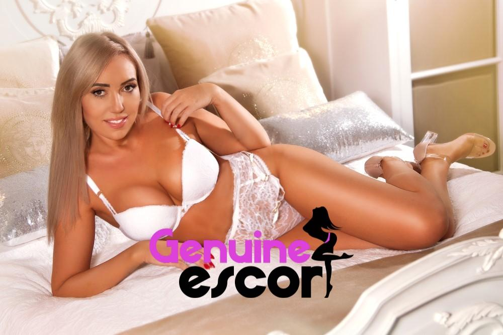Ingrid from Genuine Escort