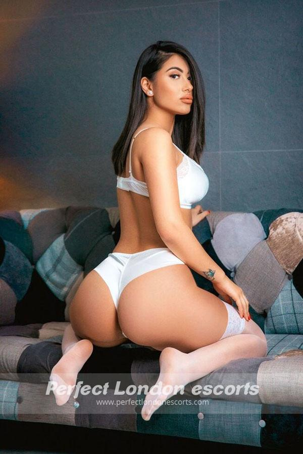 Izzy from 24hr London Escorts