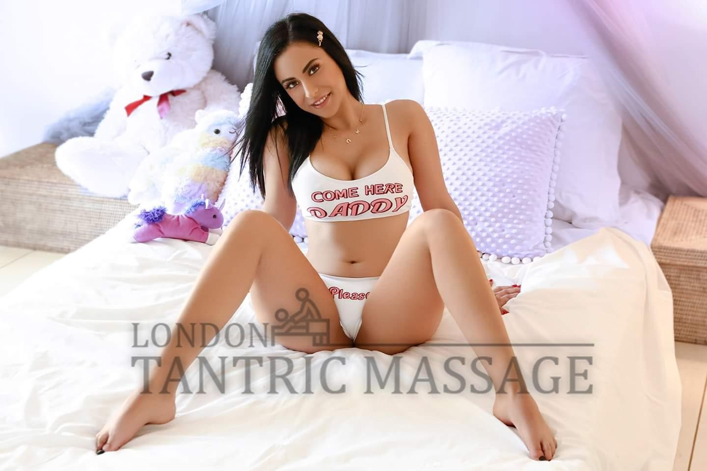 Toria from Angels of London