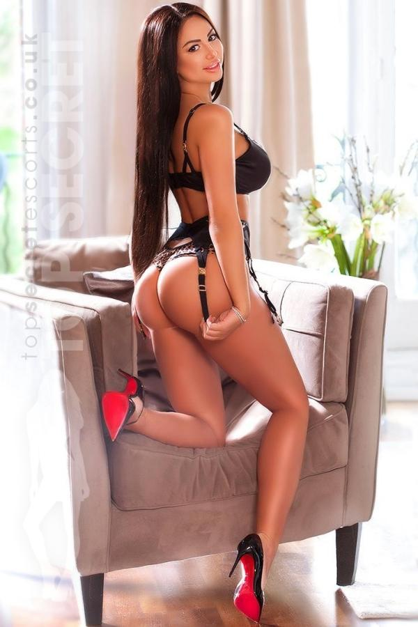 Rubina from Topsecret Escorts