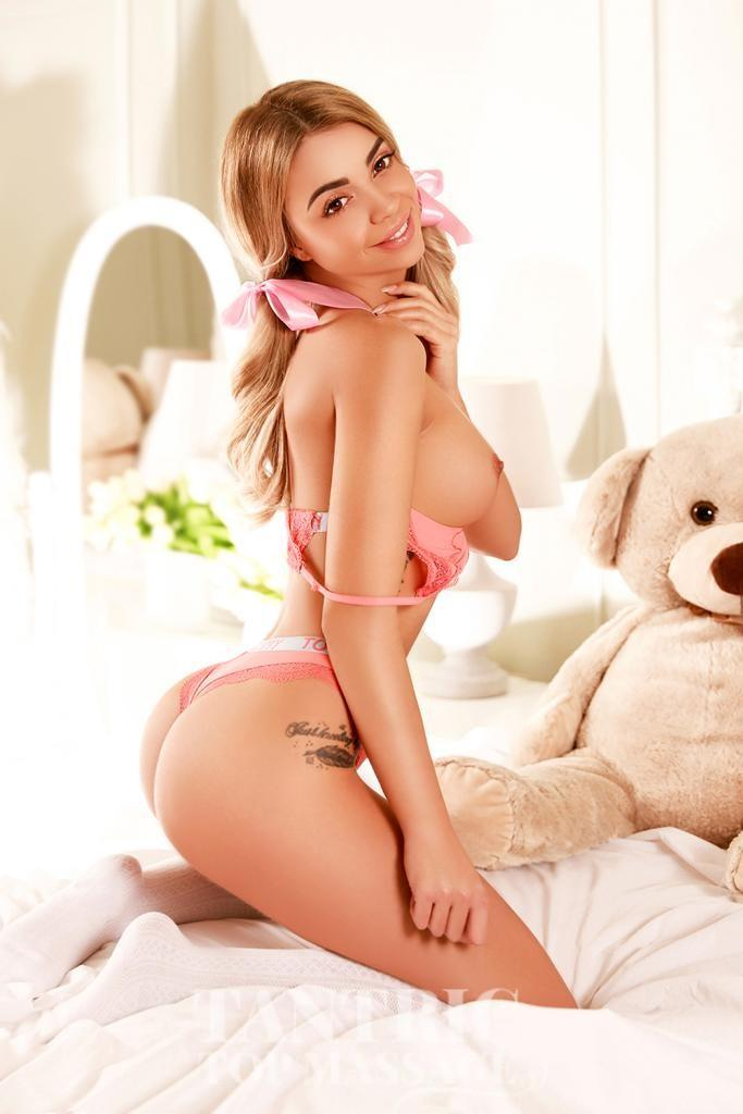 Annissa from Tantric Top Massage