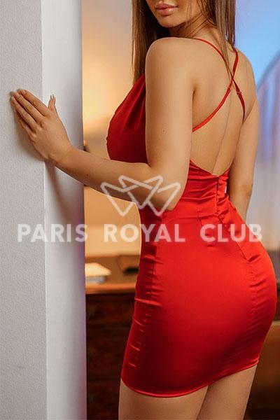 Mila from Paris Royal Club
