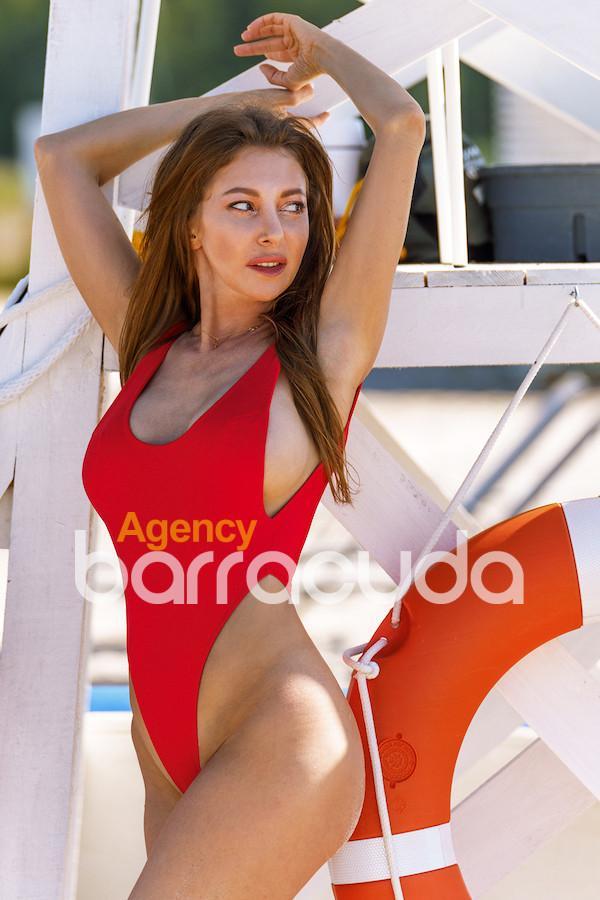 Yanna from Agency Barracuda