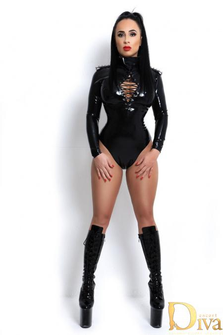 Mistress Zena from Diva