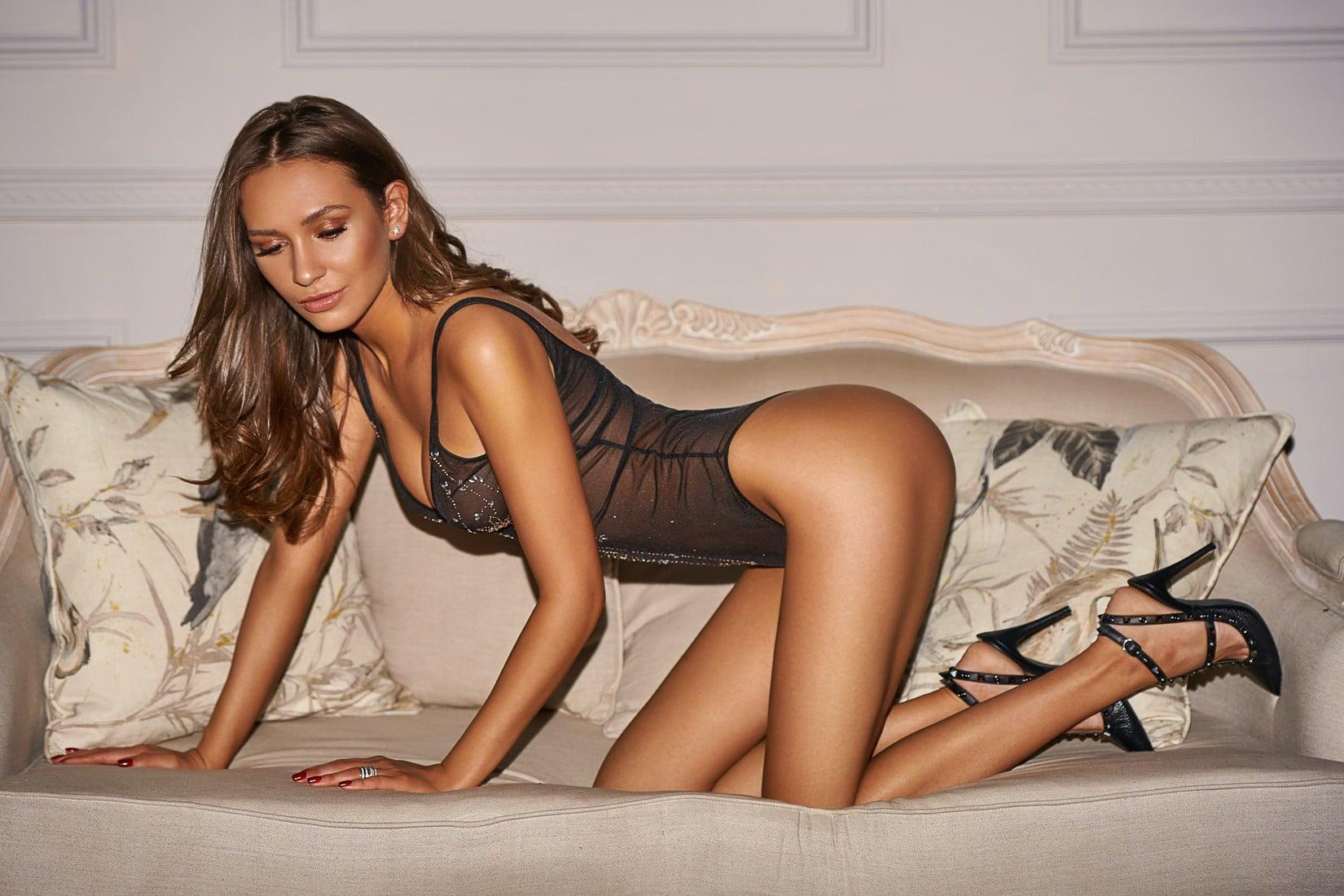 Ada from Casino London Models