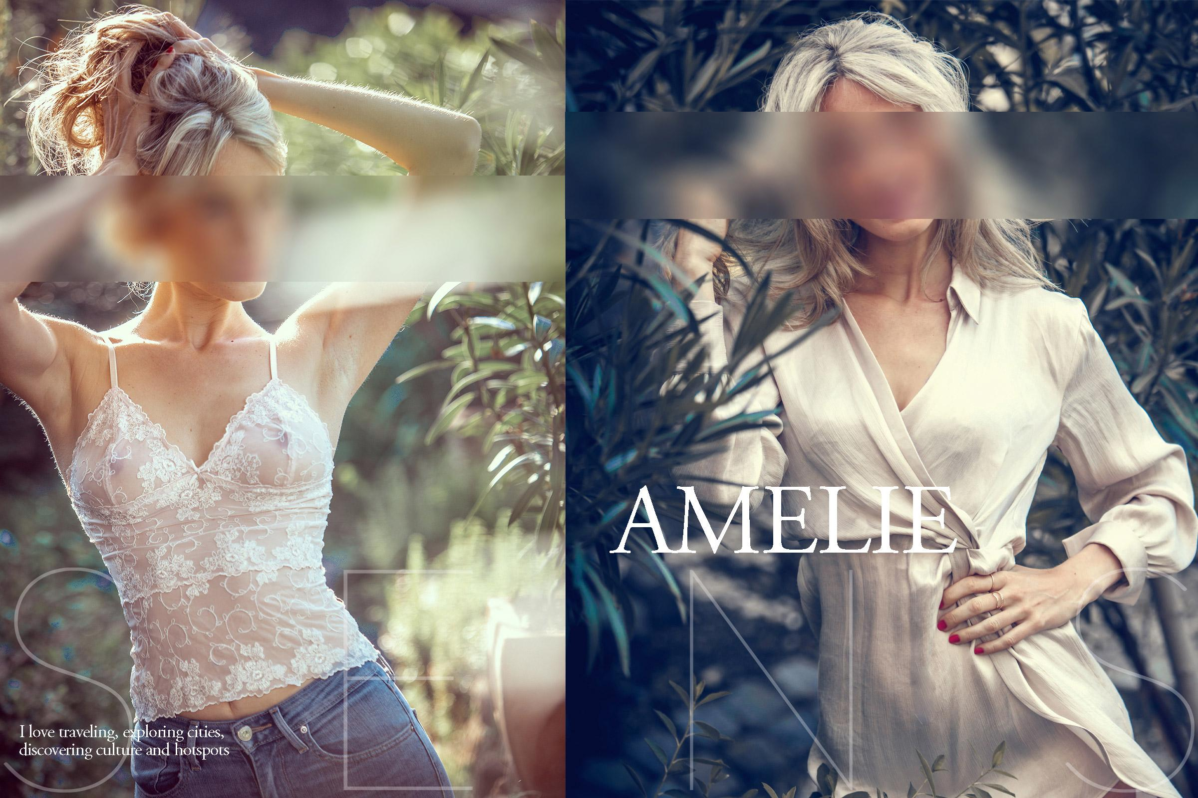 Amelie from Sens Highclass Escort