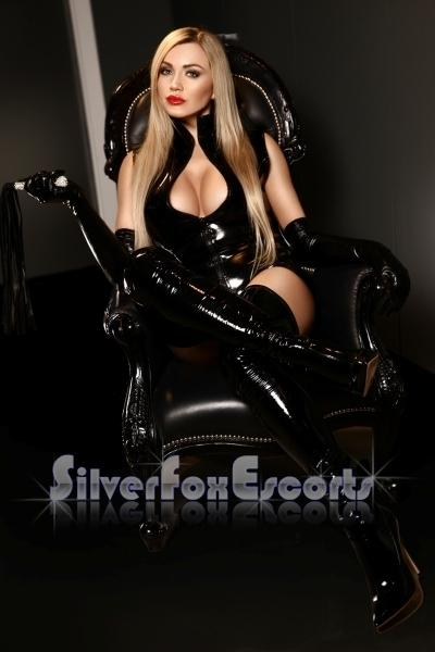 Candy from Silver Fox Escorts