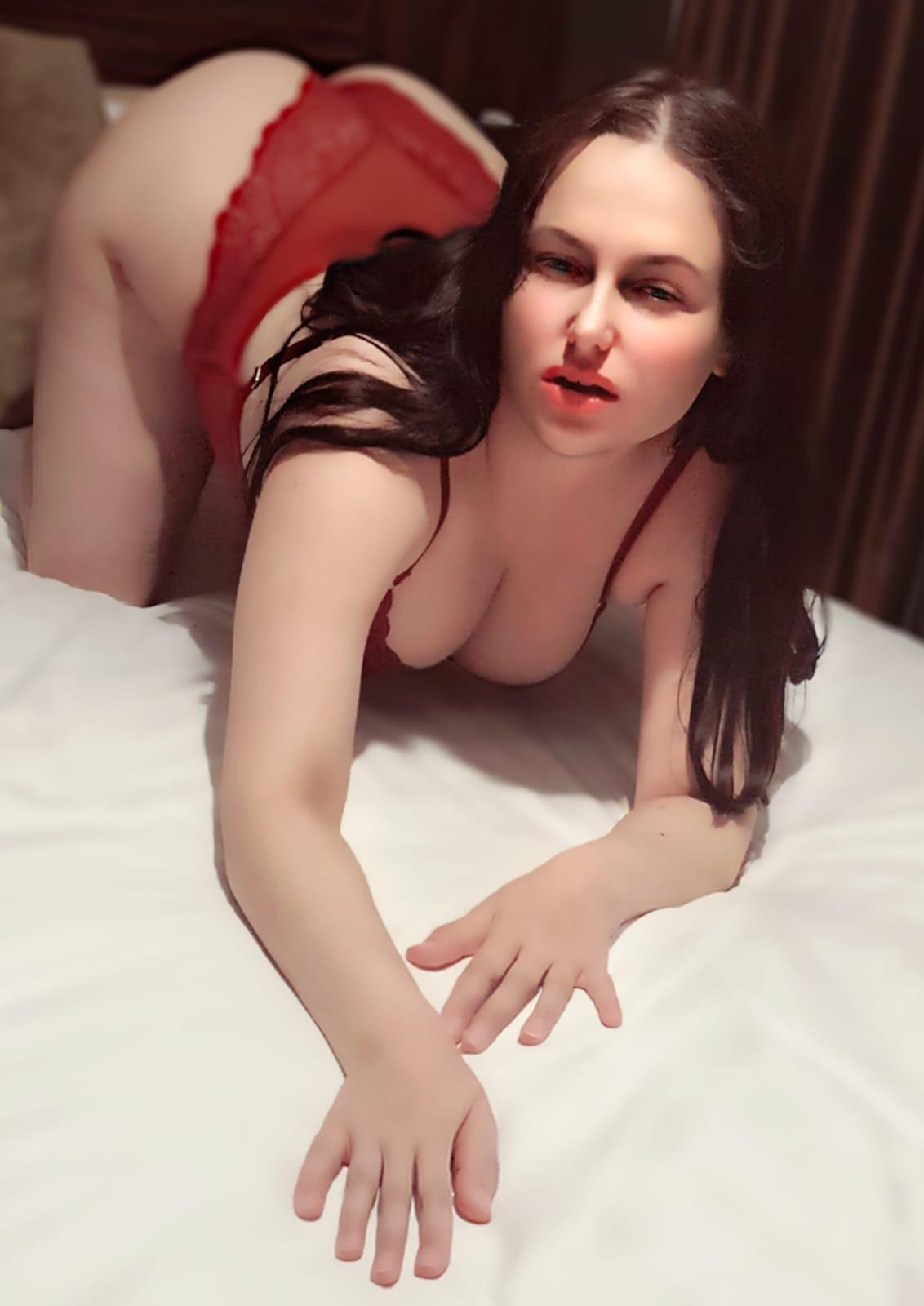 Scarlett from Outcall Massage London
