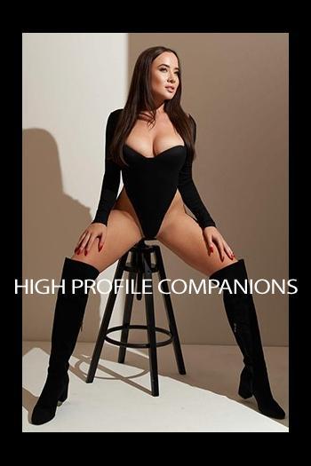 Ilona from High Profile Companions