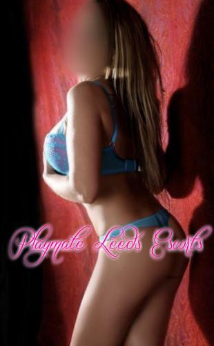 Frankie from Playmate Leeds Escorts