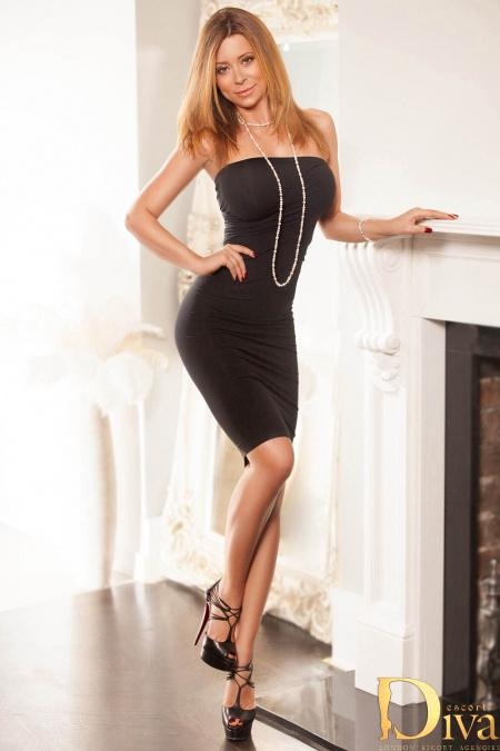 Michelle from London Escorts VIP