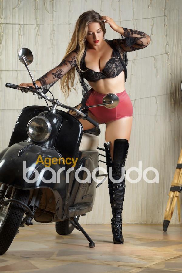 Dasia from Agency Barracuda
