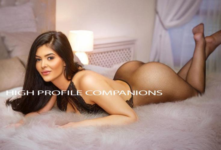 Bella from High Profile Companions