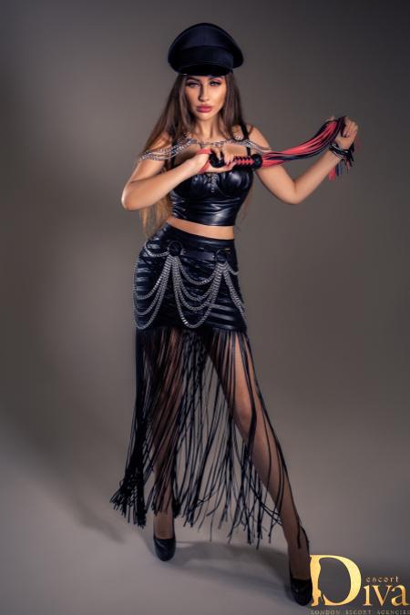 Mistress Ariana from Diva Escort