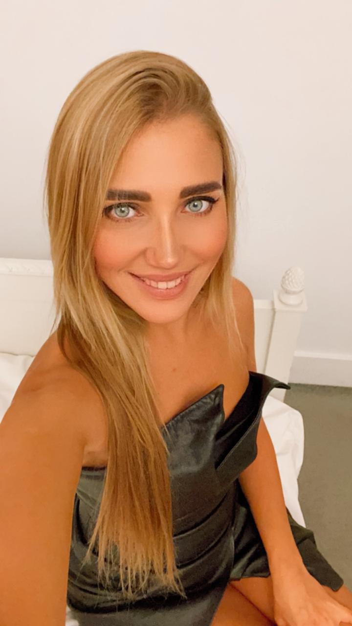 Nina from Sexy London Girls