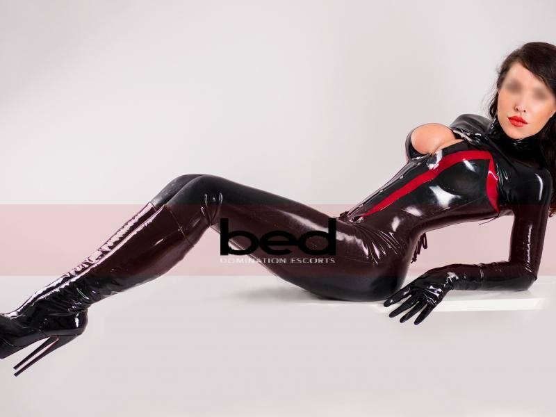 Vanessa Sin from Bed Domination Escorts