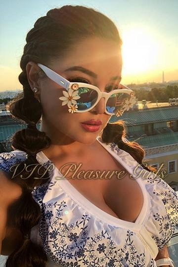 Tina from London Escorts VIP