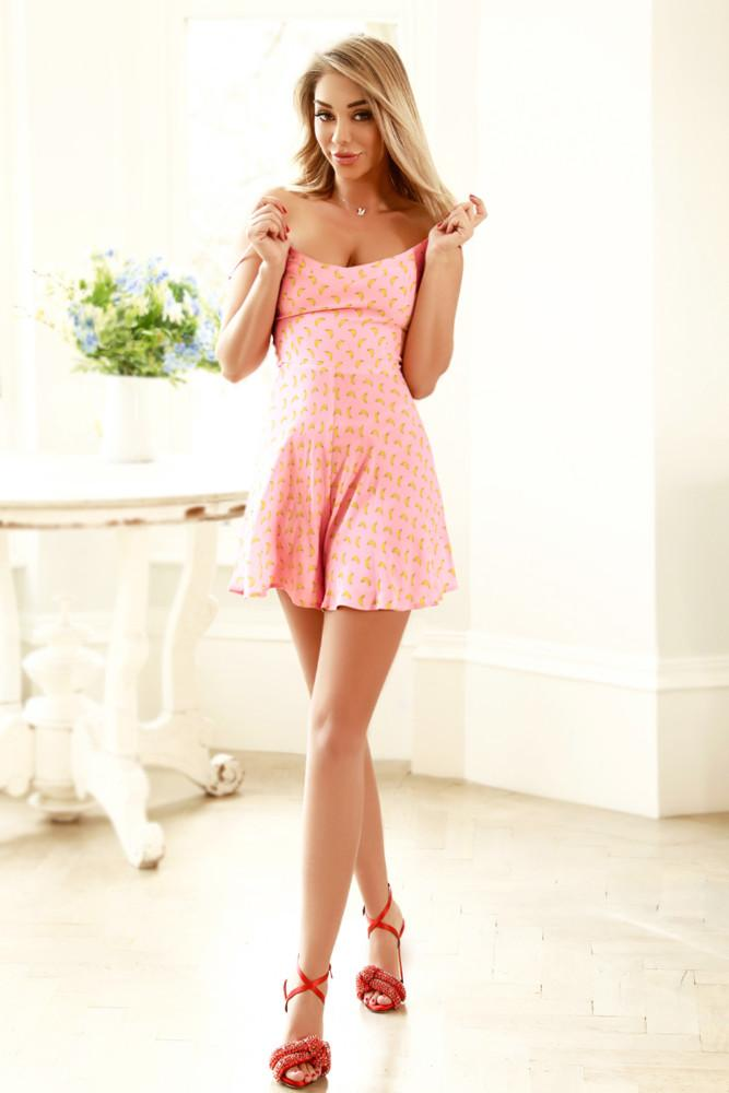 April from 24hr London Escorts