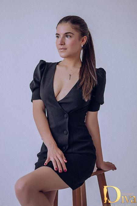 Olga from Peachy Escorts