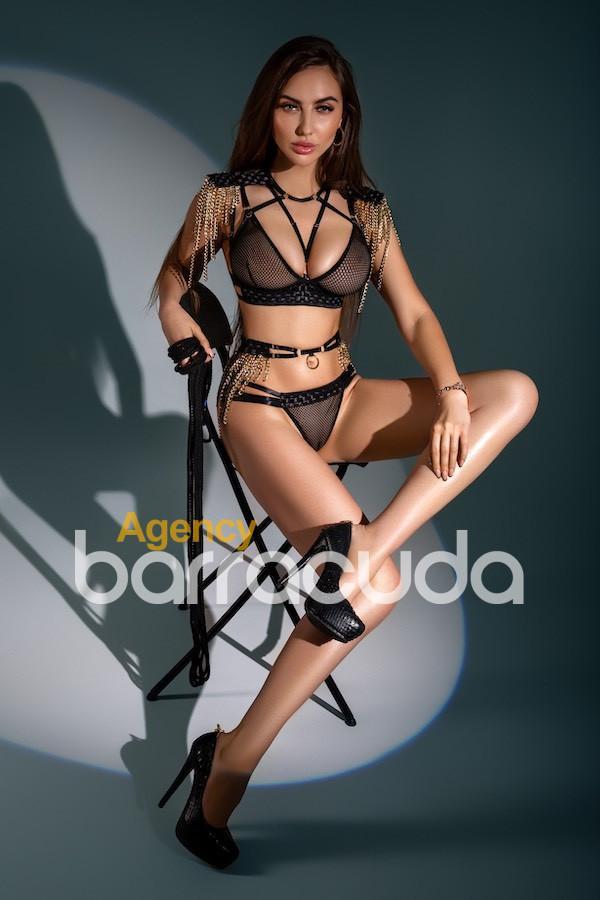 Mistress Diana from Agency Barracuda