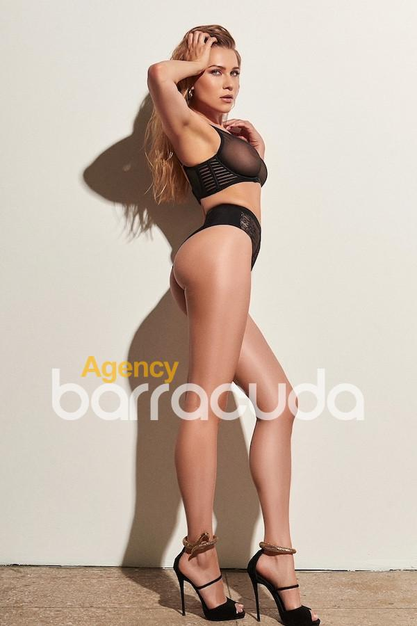 Liana from Agency Barracuda