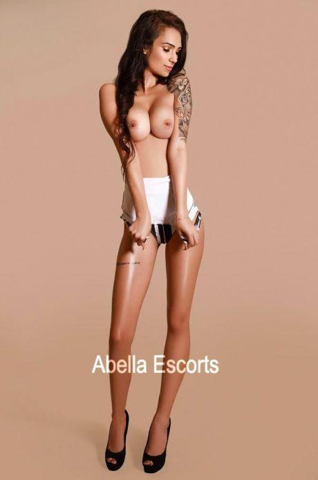 Ruby from Babes of London
