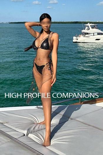 Naomi from High Profile Companions