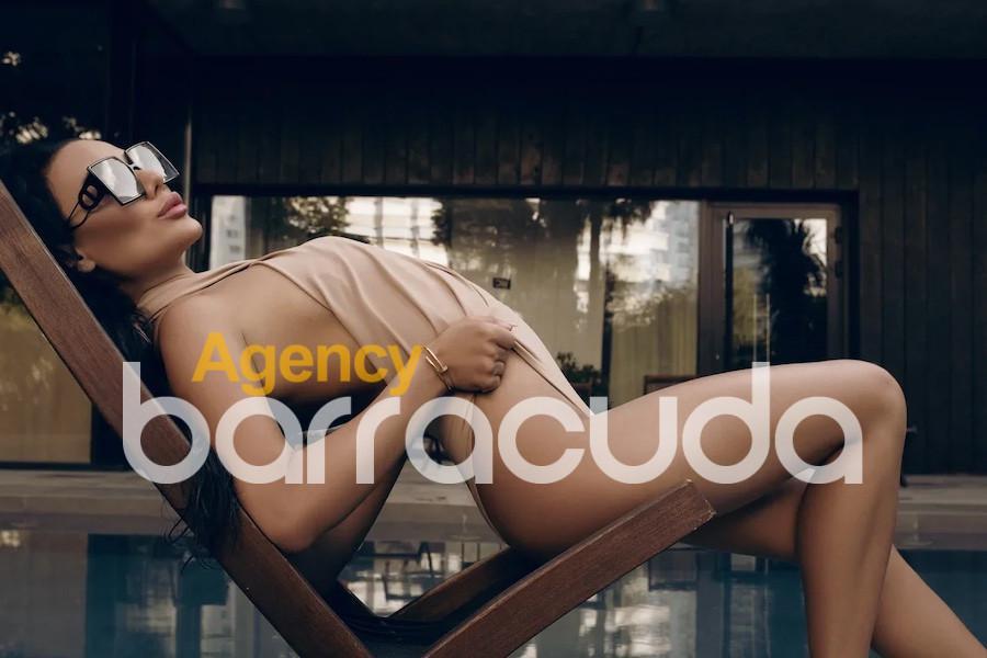 Marianna from Agency Barracuda