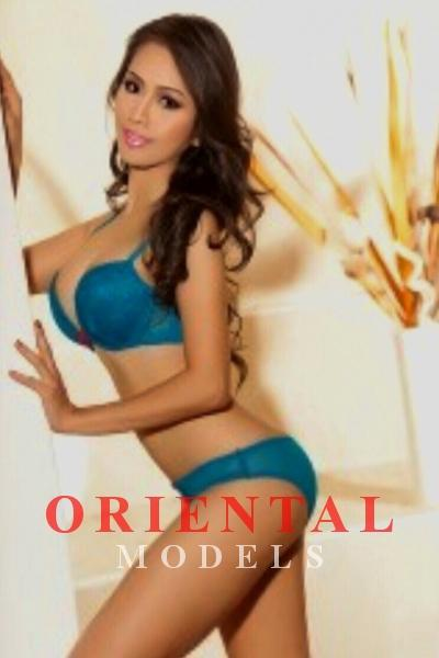 Nikki from Oriental Models