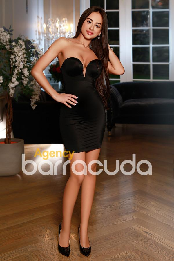 Amy from Agency Barracuda