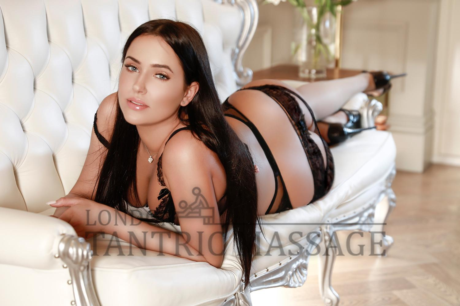 Oleksandra from London Tantric Massage