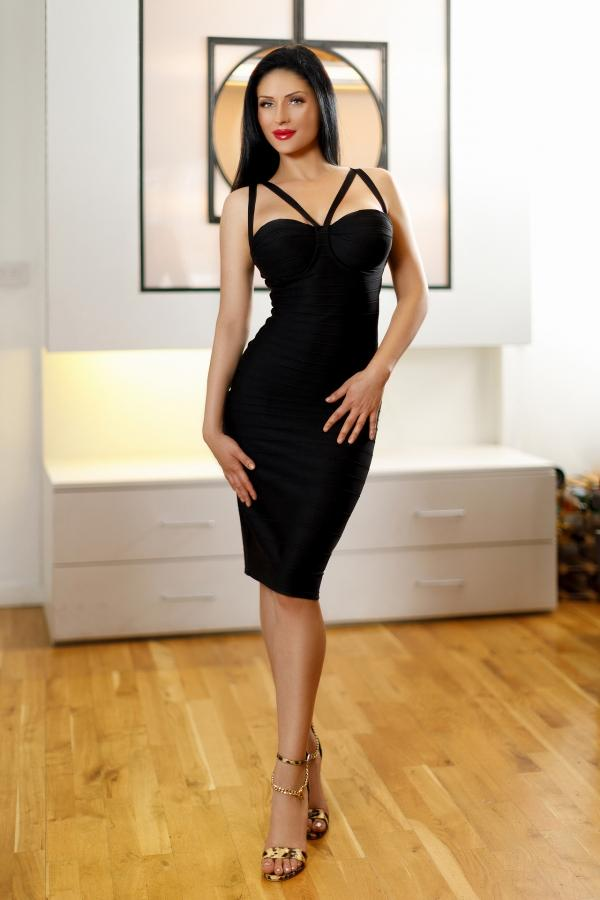 Adina from Playmates London Escorts