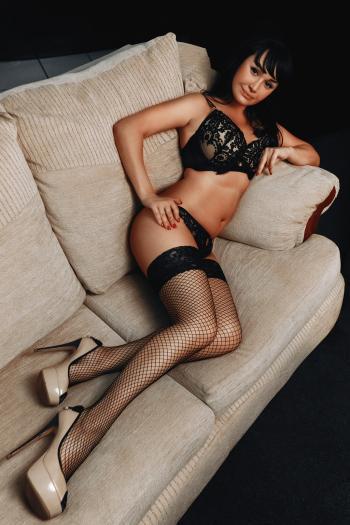 Tiffany from Escort Selection
