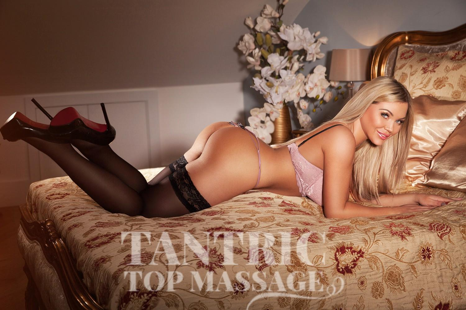 Mona from Tantric Top Massage