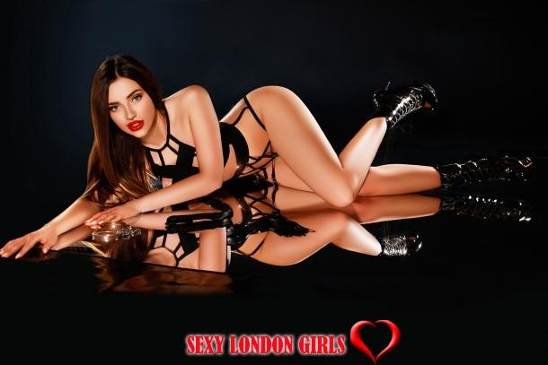 AnnMarie from Sexy London Girls