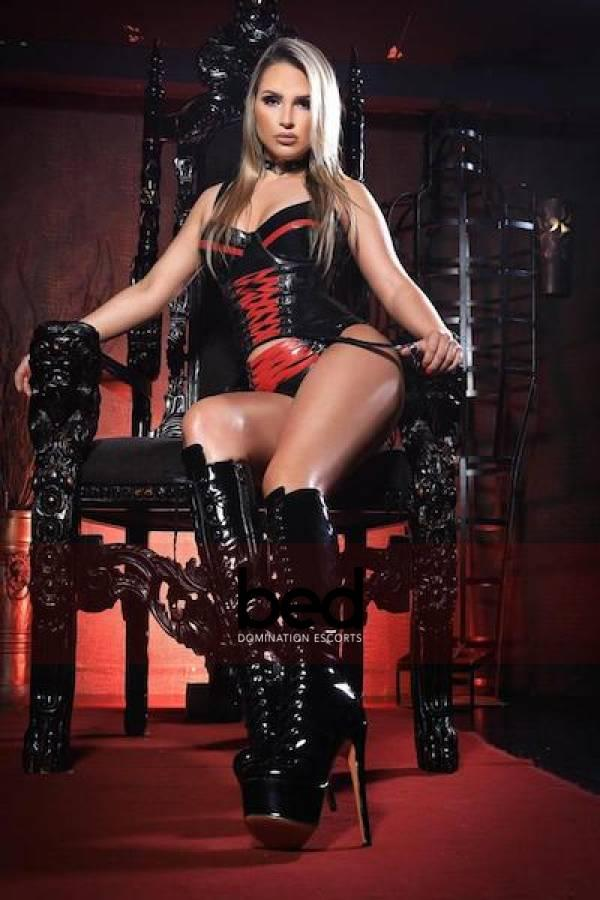 Bella from Bed Domination Escorts