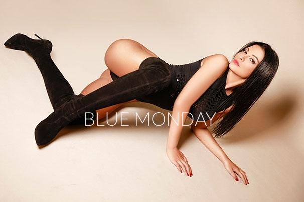 Tess from Blue Monday of London