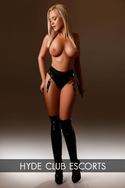 Mistress from Hyde Club Escorts