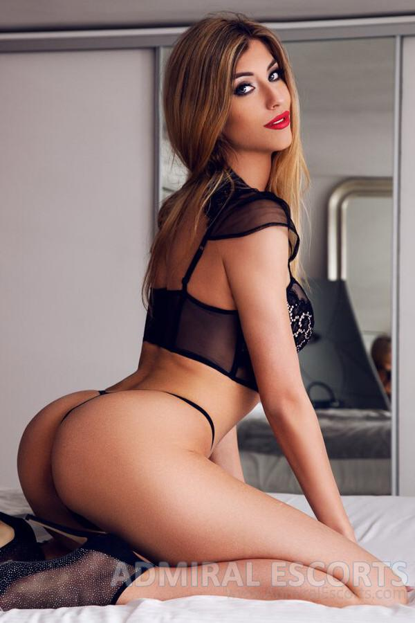 Shona RIvers from Admiral Escorts