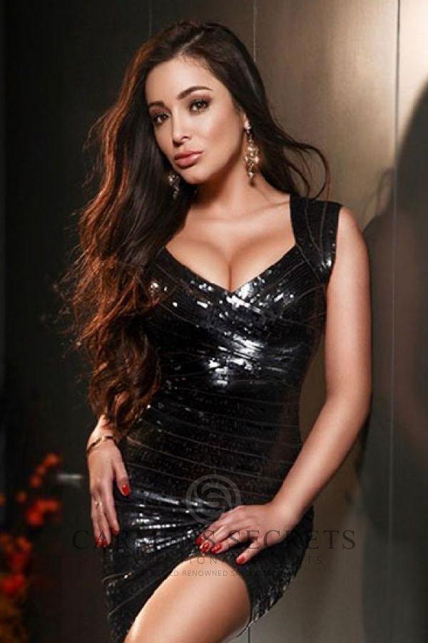 Luiza from Carmen's Secrets