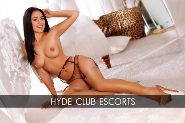 Mandy from Hyde Club Escorts