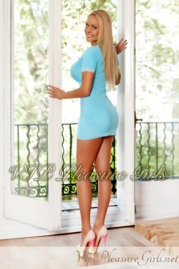 Galina from VIP Pleasure Girls