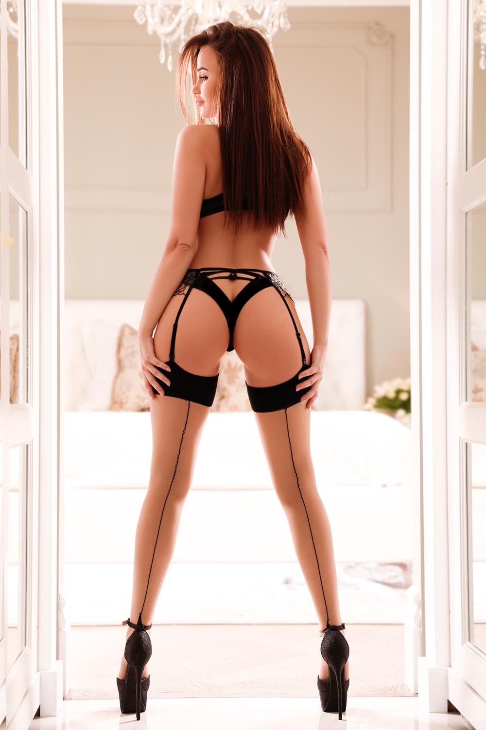 Anna from Pure Tantric Massage London