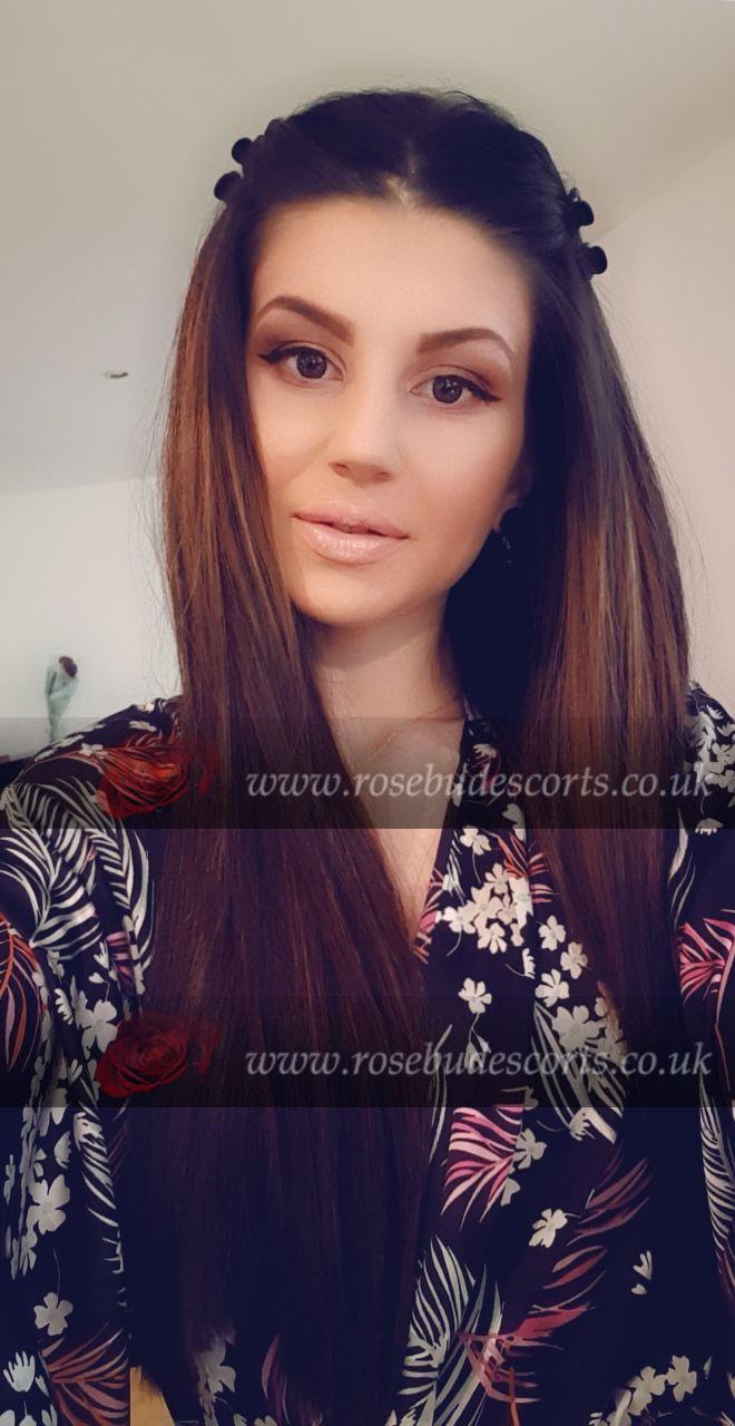 Nabi from Glamour Girls London