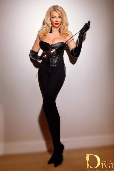 Mistress Angie from Diva