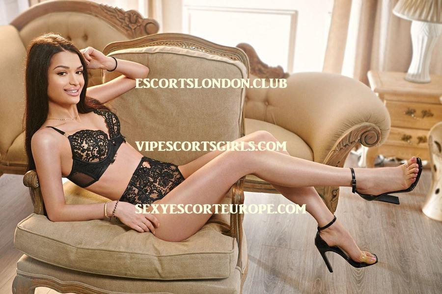 Ana from Vip London Escorts