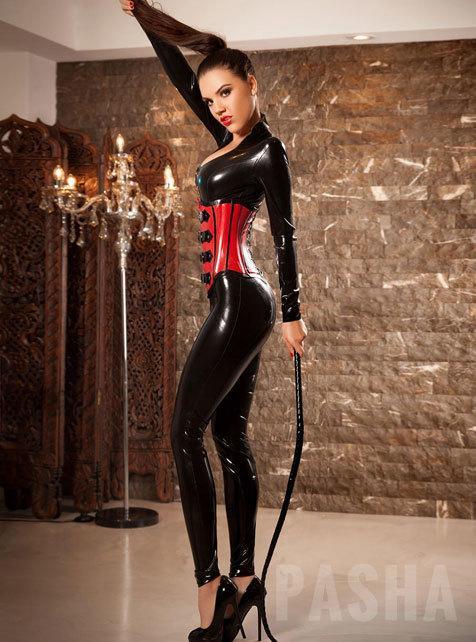 Mistress Erika from Pasha