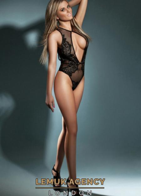 Claudette from London Escort Models UK
